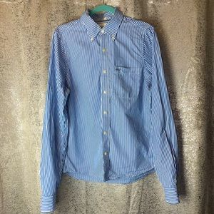 Abercrombie & Fitch button up shirt Top Medium